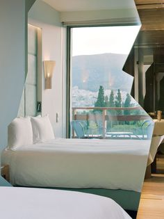 The NEW Hotel by Campana Brothers in Athens, Greece...next time we are in Greece, must stay here!