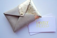 #Leather #Business #Card Holder #DIY