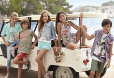 Berta, Julia, Sofia & Brandon from Sugar Kids for Mayoral. Young Fashion, Tween Fashion, Toddler Girl Outfits, Kids Outfits, Cute Kids Photography, Junior Fashion, Couture Sewing, Swimming Costume, Dope Outfits