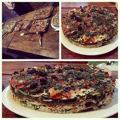 Springform Pan, Health Coach, Ios App, Raw Food Recipes, Lasagna, Create, Instagram Posts, Artwork, Gourmet