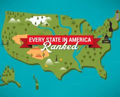 Congratulations! Michigan is ranked the #1 state in America, according to Thrillist! #PureMichigan