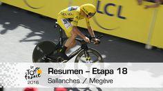Resumen - Etapa 18 (Sallanches / Megève) - Tour de France 2016