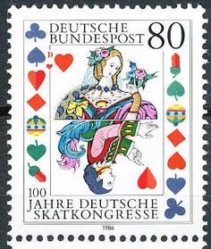 GAMES on stamps... playing cards, board games, video games - Stamp Community Forum - Page 2