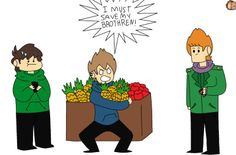 Eddsworld | Tom... You're not a- actually nevermind continue. (Credit to the artist)