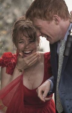 Rachel McAdams + Bill Weasley? Watch them in the About Time trailer