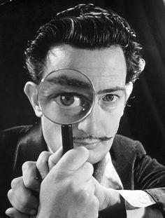 El ojo de Dali