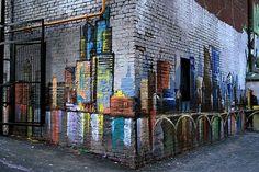 MOST – Moscow Street Art Festival : Dan Shozy. Club PRAVDA