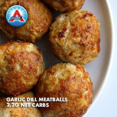 Our Garlic Dill Meat