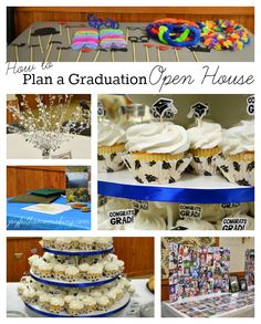 How to Plan An Open House and a free printable to do list.