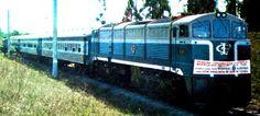 Primeira Locomotiva Elétrica Brasileira fabricada pela General Electric.