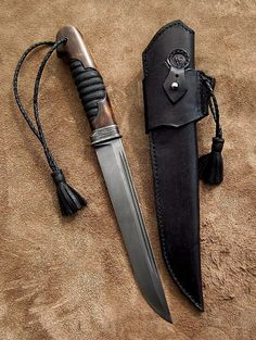 "нож""Улан"" - 2knife.com #survivalknife"