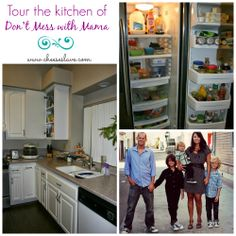 This week we travel to San Diego, CA to tour the kitchen of Tracey Black, author of the blog Don't Mess with Mama / http://www.cheeseslave.com/kitchen-tour-dont-mess-mama/