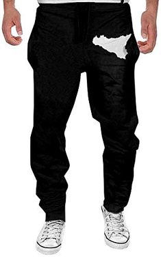 Lutratocro Men Casual Athletic Drawstring Trousers Jogger Outdoor Pants
