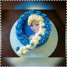 Elsa :) Frozen thene