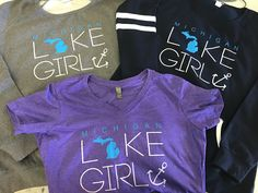Michigan Lake Girl Apparel! LIVNFRESH.com