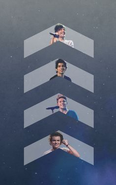 This should have Liam instead of Zayn.--- he had four arrows for his four bestfriends zayn is still BESTFRIENDS with them
