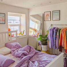 Room Design Bedroom, Room Ideas Bedroom, Bedroom Decor, Study Room Decor, Bedroom Inspo, Pastel Room, Indie Room, Minimalist Room, Pretty Room