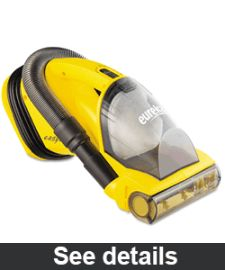 Eureka easy clean 71b corded handheld vacuum