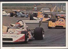 Panini Super Auto 1977 Sticker - Sticker No 93 - Racing Cars | eBay