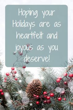 61 best Christmas Wishes & Holiday Card Messaging Ideas images on ...