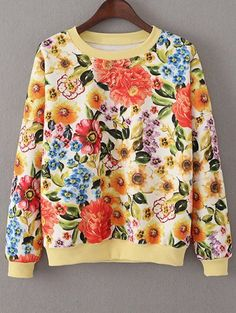 GET $50 NOW | Join Zaful: Get YOUR $50 NOW!http://m.zaful.com/vintage-floral-sweatshirt-p_240533.html?seid=3677876zf240533