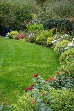 Inspiring Garden Border Designs