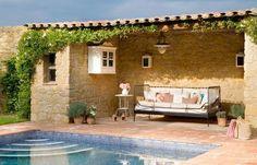 casa de campo situada en el pintoresco pueblo de Pals, en la Costa Brava