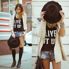 Lauren G. - Live It Up