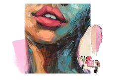 """""""Color."""" by amarenalive on Polyvore featuring art"""
