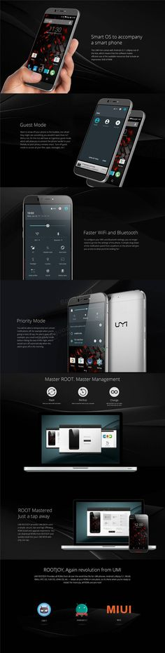 UMI IRON 4G LTE 5.5 Inch 3GB RAM MTK6753 1.3GHz Octa-core Smartphone Sale-Banggood.com