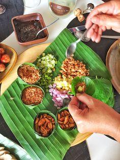 miang kham thai bite size salad