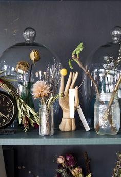 Stems- a flower shop in Brooklyn, located in a Bar.