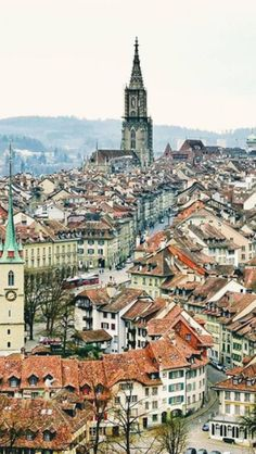 """Wander the largely pedestrianised streets of Bern's old town, a UNESCO World Heritage Site, home to 6km of arcades."" Switzerland without a car: the Bradt guide; www.bradtguides.com/book/9781784770464"
