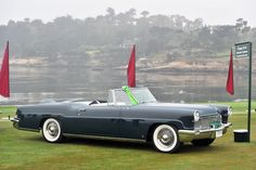 1956 Continental Mark II Hess and Eisenhardt Convertible