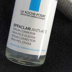 La Roche-Posay Effaclar Antiidade Serum. serum antiidade la roche posay. serum para pele oleosa, corretor pra pele oleosa. como cuidar da pele oleosa