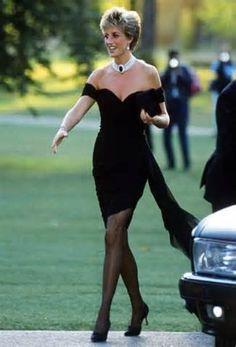 Princess Diana fashion at it's best