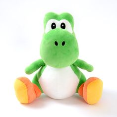 Super Mario All Star Collection: Large Yoshi Plushie