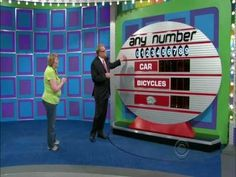 "Any Number | The Definitive Ranking Of ""Price Is Right"" Pricing Games"