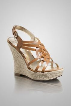 ASILA 2 WEDGES by Guess....great for summer!!!