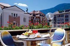 Europa Splendid - Terrasse