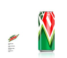 """Creating a series of experimental packaging design based on the principle of BIG BRAND THEORY. The main focus is to have each brand's identity meticu. Corporate Stationary, Logo Design, Graphic Design, Graphic Art, Pretty Box, Mountain Dew, Creativity And Innovation, Fun Drinks, Beverages"