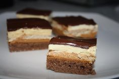 Tribit řezy Czech Recipes, Ethnic Recipes, Hungarian Cake, Nutella, Tiramisu, Sweet Tooth, Food And Drink, Cooking Recipes, Favorite Recipes