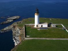 Noup Head Lighthouse, Noup Head, Westray, Orkney