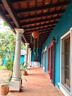 Corredor de Asunción-Paraguay