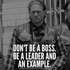 Boss/leader