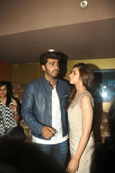 Promotion of film 2 States in Mumbai