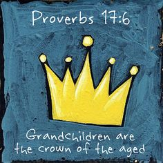 Proverbs 17:6 by joshtinpowers on Flickr.