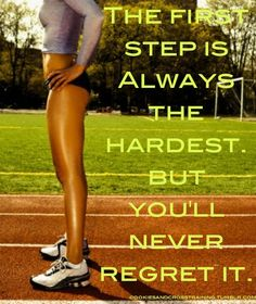 The first step is always the hardest but you'll never regret it.