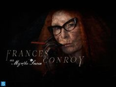 "To go along with the opening title sequence, FX has released character portraits from ""American Horror Story: Coven,"" which introduce Frances Conroy, Taiss American Horror Story Coven, American Horror Story Seasons, Ahs, Coven Characters, Frances Conroy, Tate And Violet, Cinema, Anthology Series, The Secret History"