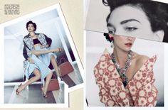 Vogue Italia: Lost in Details / Shona Heath + Paolo Roversi